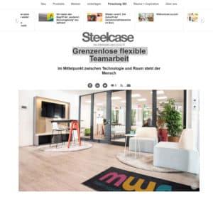 Steelcase Fallstudie